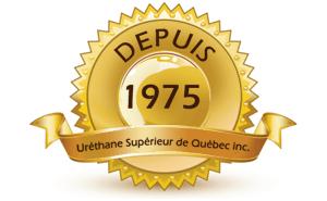 Uréthane Supérieur de Québec depuis 1975