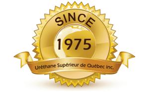 Uréthane Supérieur de Québec since 1975