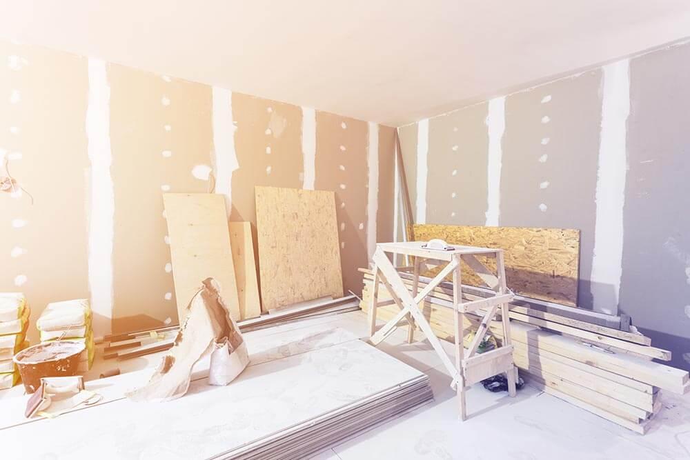 Matériaux pour l'isolation de sous-sol